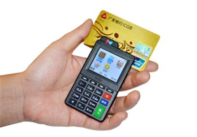 自己用pos机刷信用卡